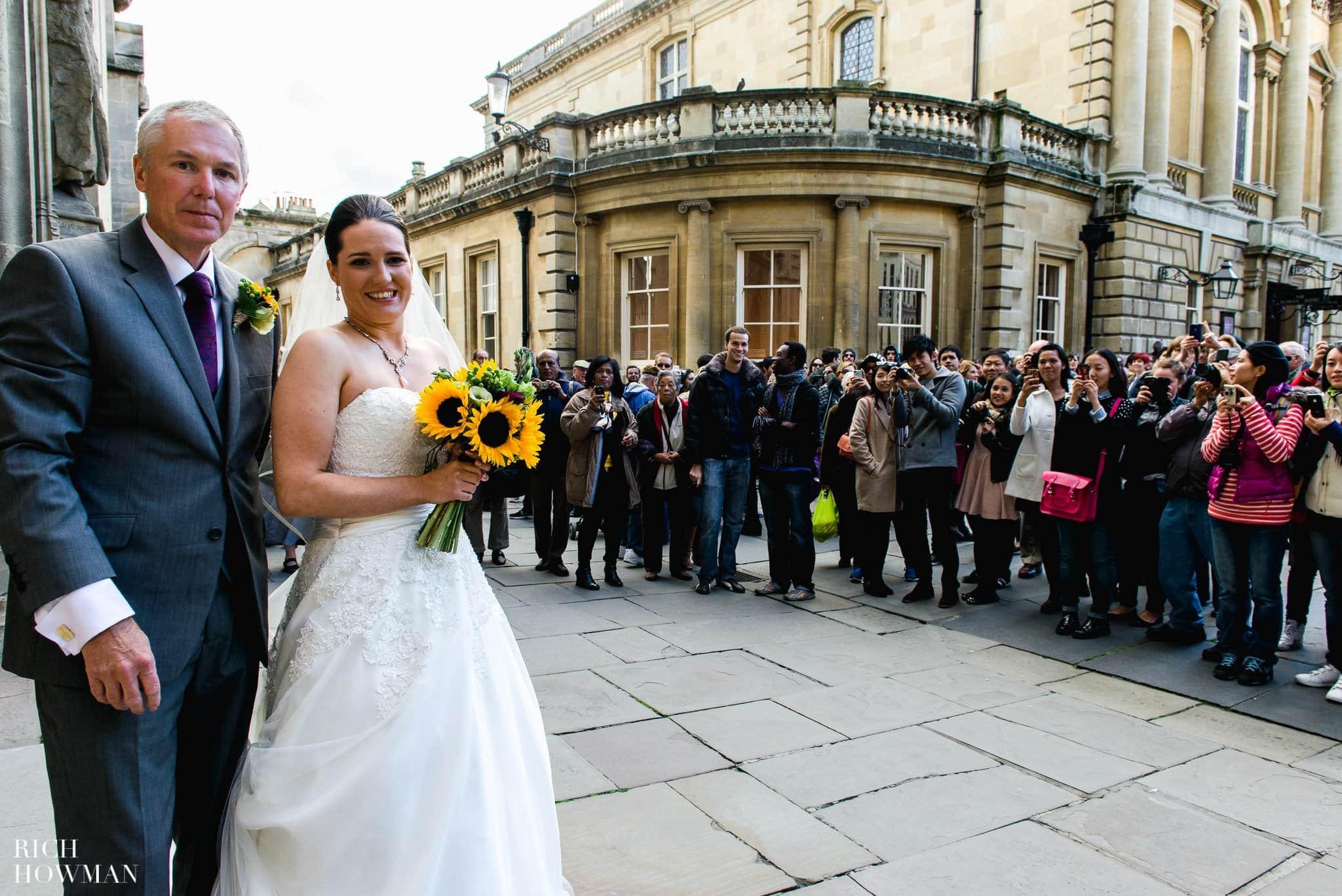 Wedding at Bath Abbey   Bath Guildhall Wedding Reception 4