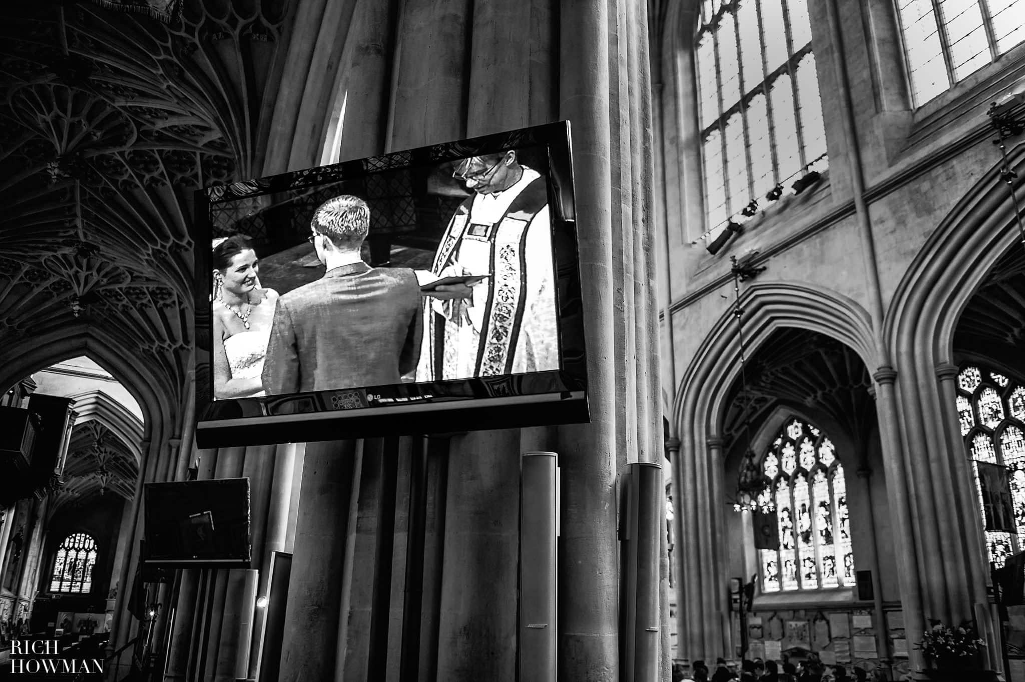 Wedding at Bath Abbey   Bath Guildhall Wedding Reception 12