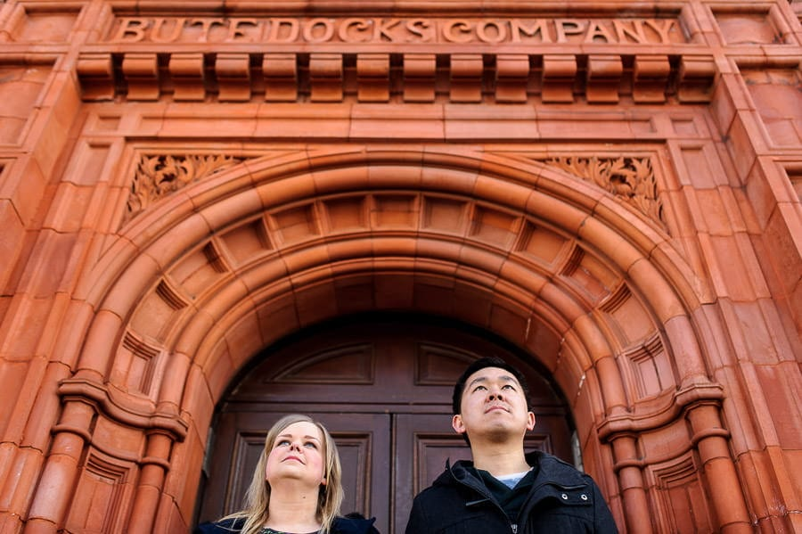 Engagement Photography in Cardiff Bay 21