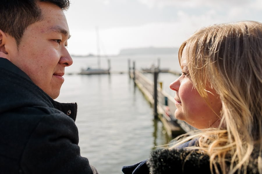 Engagement Photography in Cardiff Bay 24