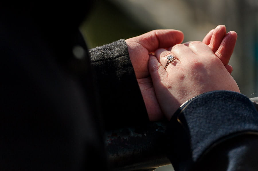 Engagement Photography in Cardiff Bay 25