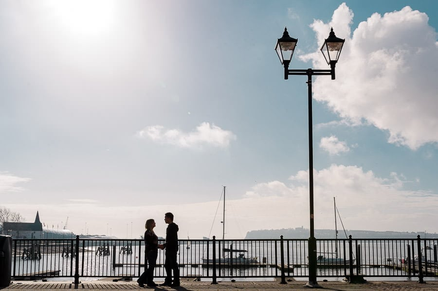 Engagement Photography in Cardiff Bay 28
