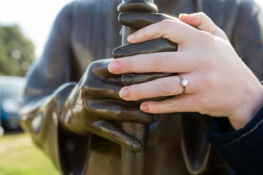 Engagement Photography in Cardiff Bay 33