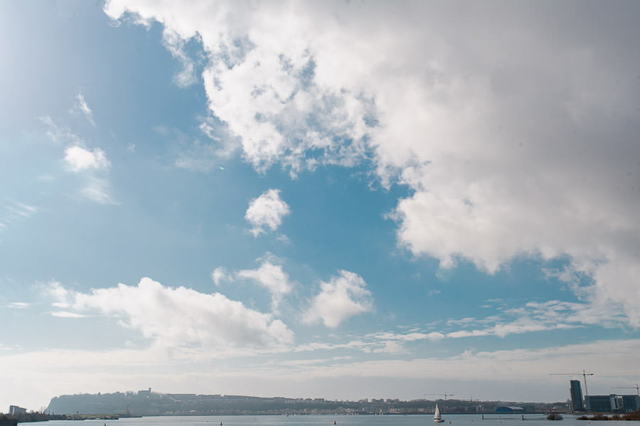 Engagement Photography in Cardiff Bay 34