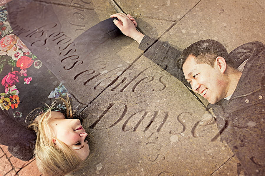 Engagement Photography in Cardiff Bay 38