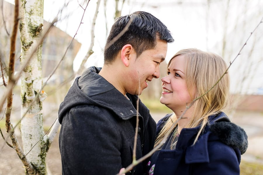 Engagement Photography in Cardiff Bay 39