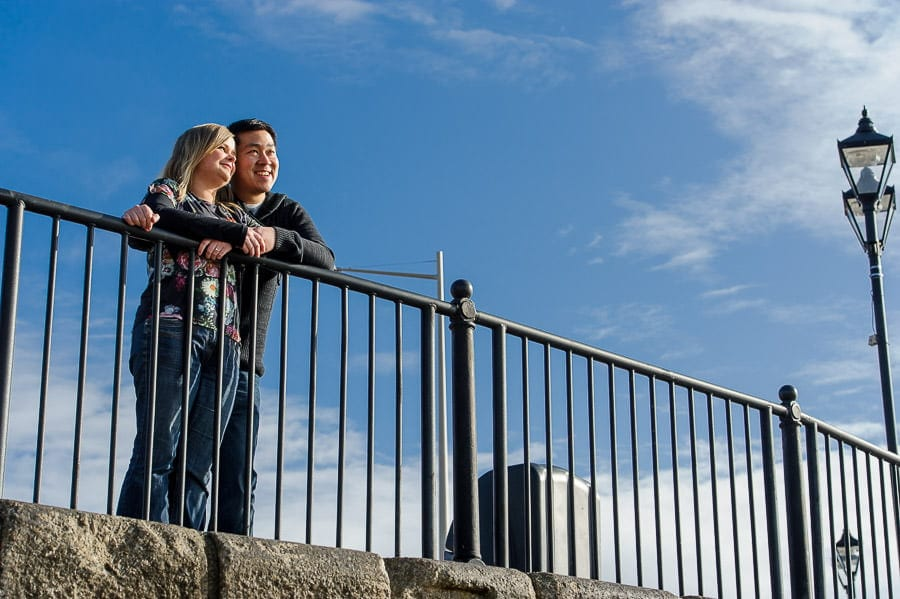 Engagement Photography in Cardiff Bay 4