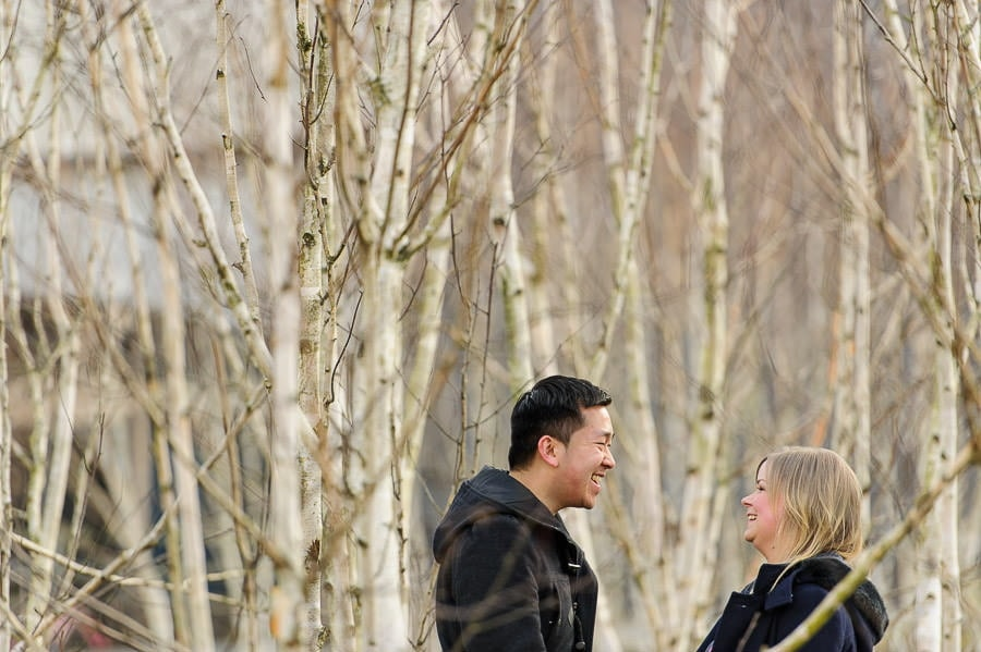 Engagement Photography in Cardiff Bay 40