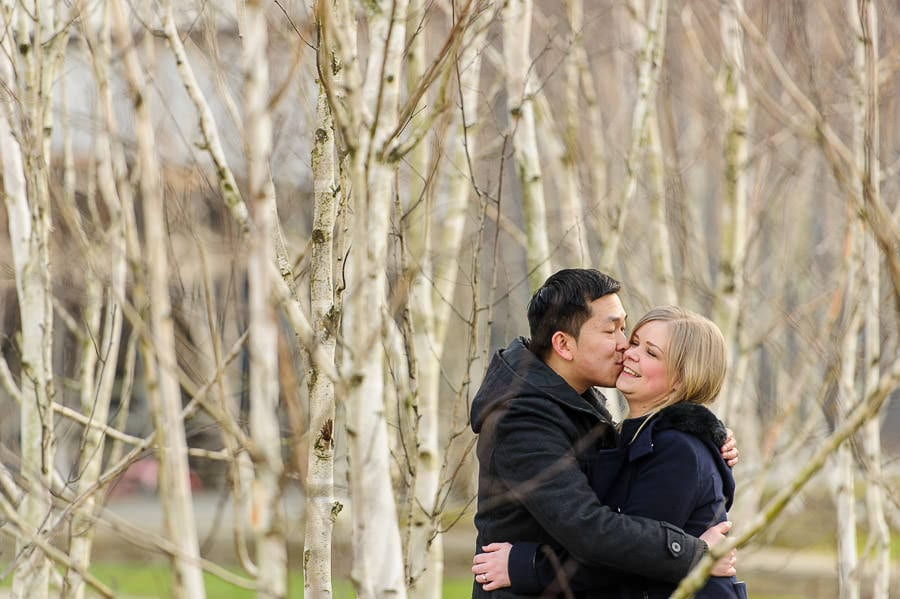 Engagement Photography in Cardiff Bay 41
