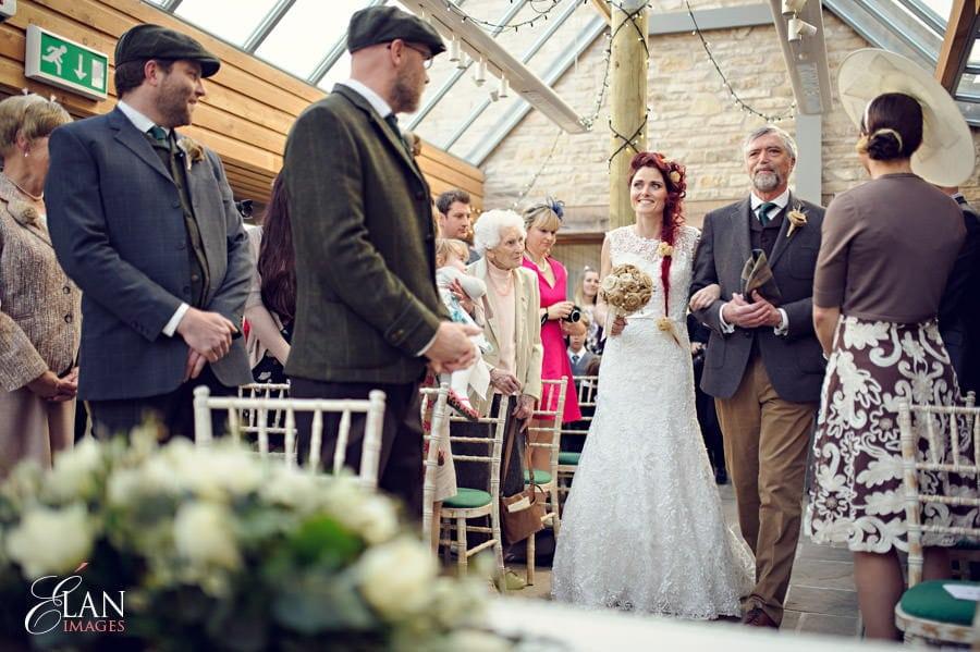 Vintage wedding at the Folly Farm Centre, Pensford 113