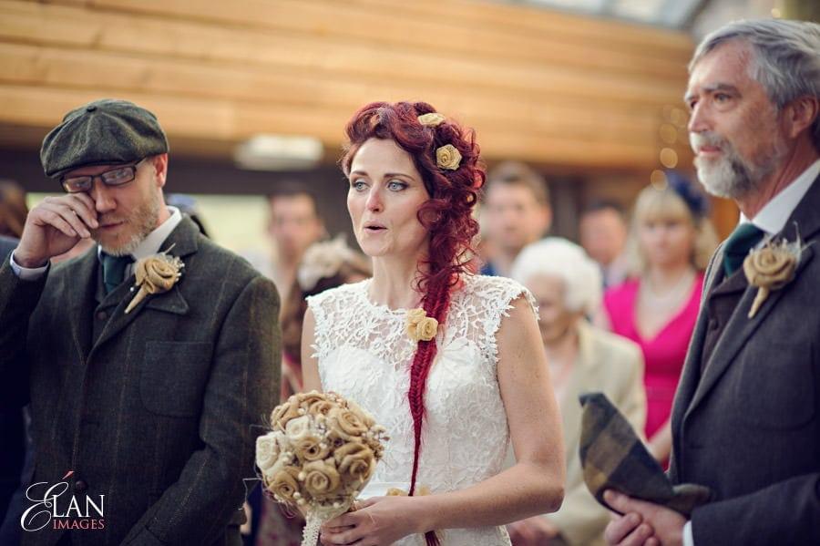 Vintage wedding at the Folly Farm Centre, Pensford 118