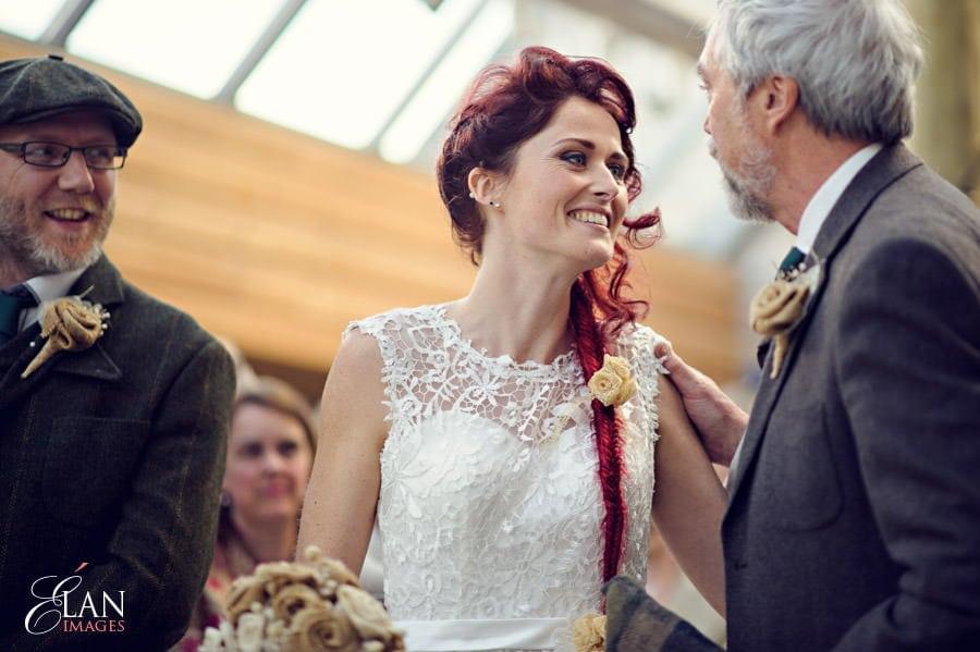 Vintage wedding at the Folly Farm Centre, Pensford 121