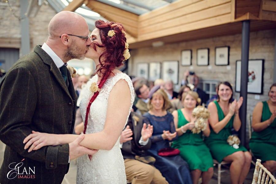 Vintage wedding at the Folly Farm Centre, Pensford 146