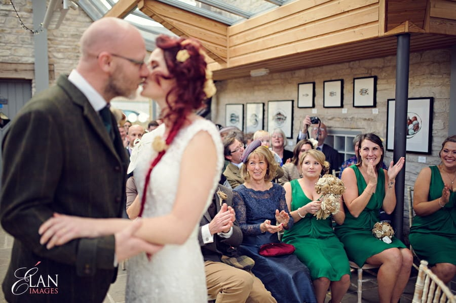 Vintage wedding at the Folly Farm Centre, Pensford 147
