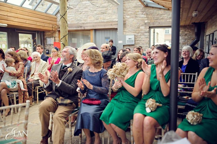 Vintage wedding at the Folly Farm Centre, Pensford 150