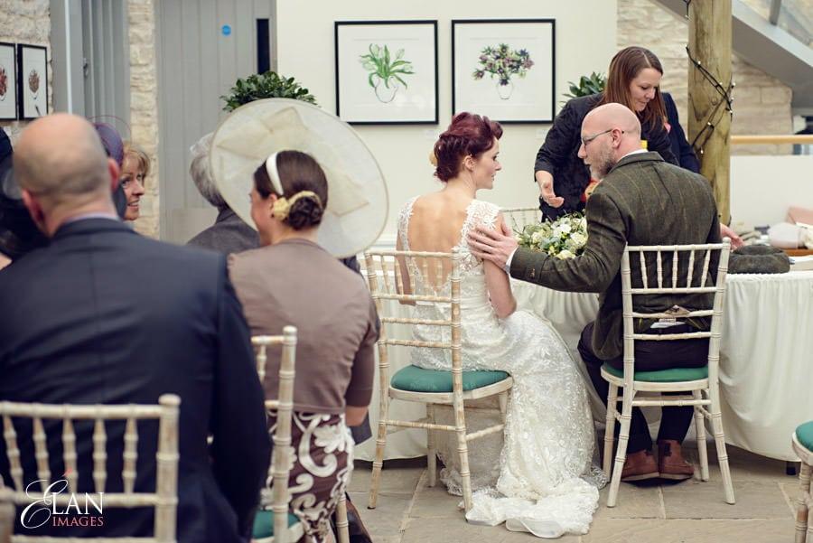 Vintage wedding at the Folly Farm Centre, Pensford 153