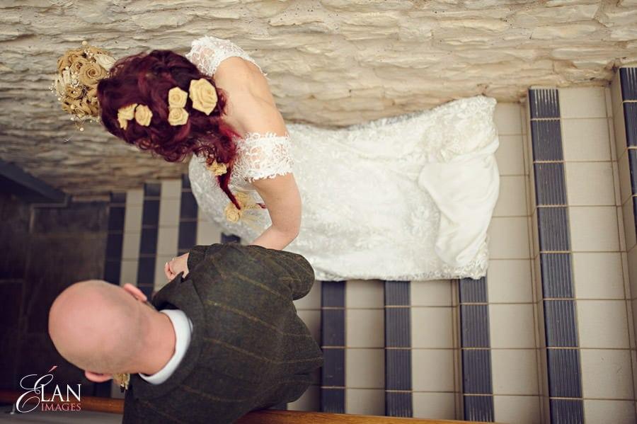 Vintage wedding at the Folly Farm Centre, Pensford 167