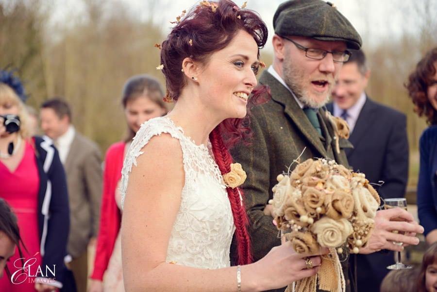 Vintage wedding at the Folly Farm Centre, Pensford 181