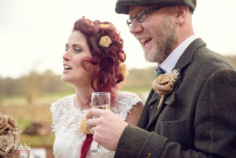 Vintage wedding at the Folly Farm Centre, Pensford 187