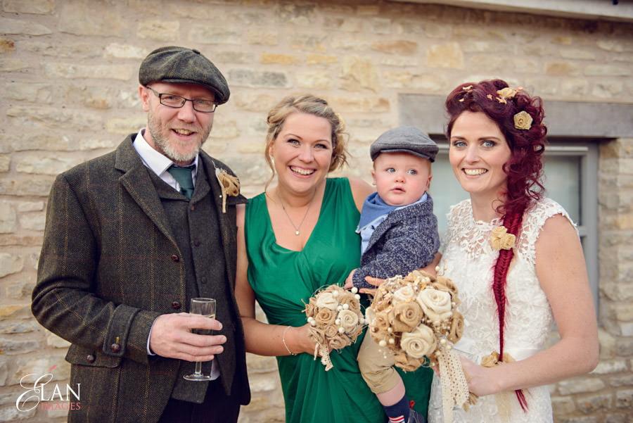 Vintage wedding at the Folly Farm Centre, Pensford 188