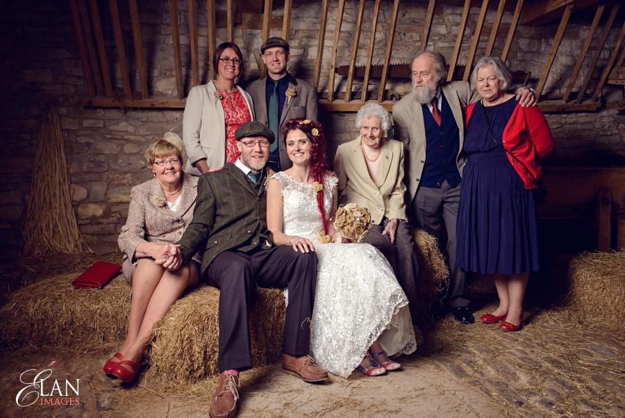 Vintage wedding at the Folly Farm Centre, Pensford 190