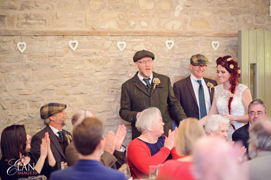 Vintage wedding at the Folly Farm Centre, Pensford 227