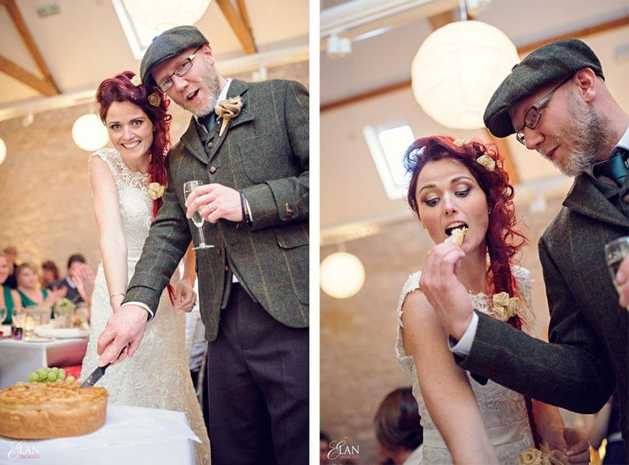 Vintage wedding at the Folly Farm Centre, Pensford 233