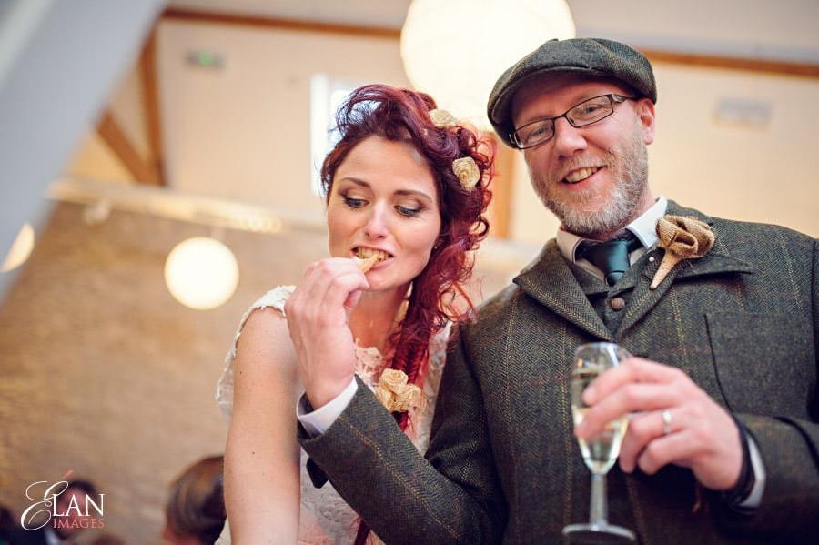 Vintage wedding at the Folly Farm Centre, Pensford 234