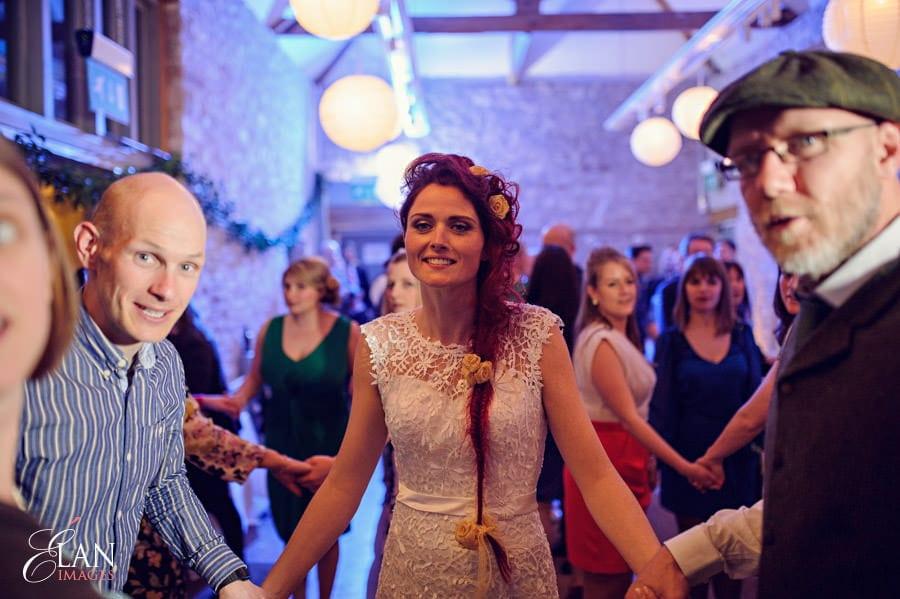 Vintage wedding at the Folly Farm Centre, Pensford 320