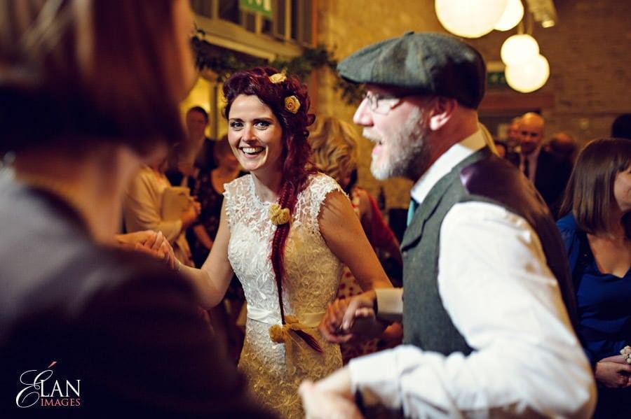 Vintage wedding at the Folly Farm Centre, Pensford 326