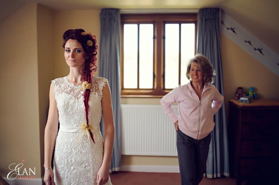 Vintage wedding at the Folly Farm Centre, Pensford 37
