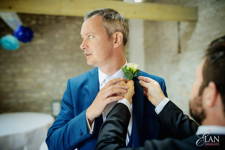Woodland wedding at the Folly Farm Centre near Bristol 7