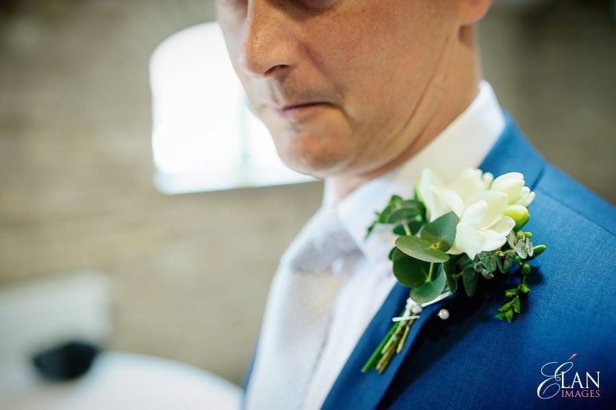 Woodland wedding at the Folly Farm Centre near Bristol 8