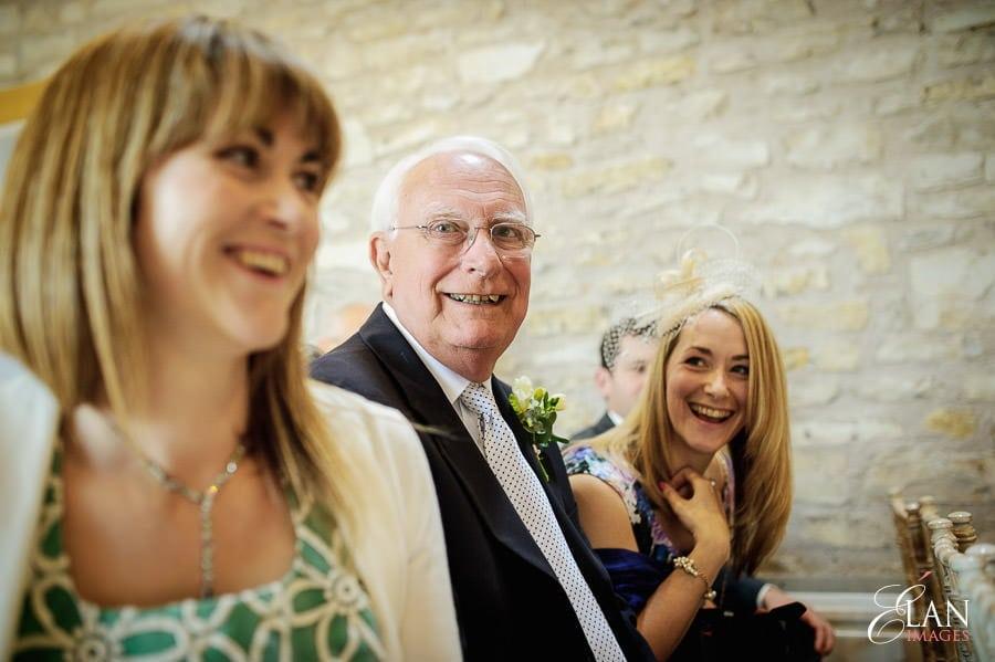 Woodland wedding at the Folly Farm Centre near Bristol 16