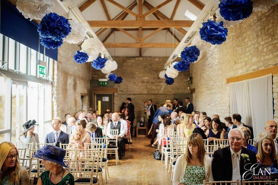 Woodland wedding at the Folly Farm Centre near Bristol 25