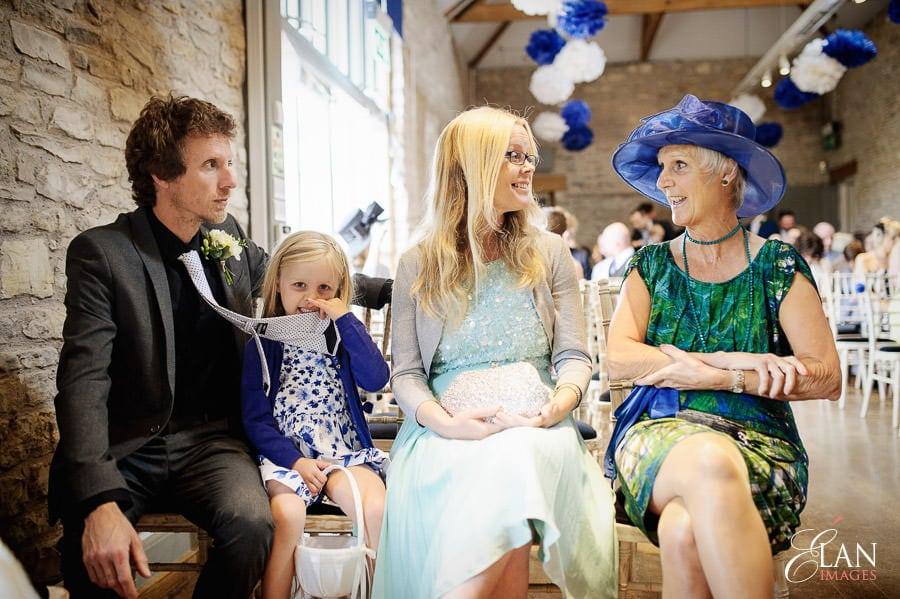 Woodland wedding at the Folly Farm Centre near Bristol 26
