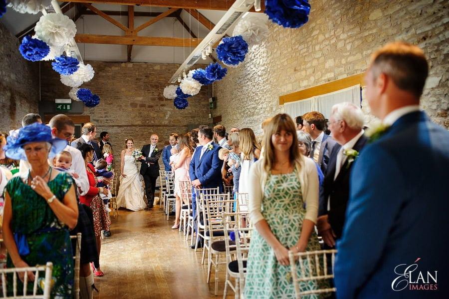 Woodland wedding at the Folly Farm Centre near Bristol 36