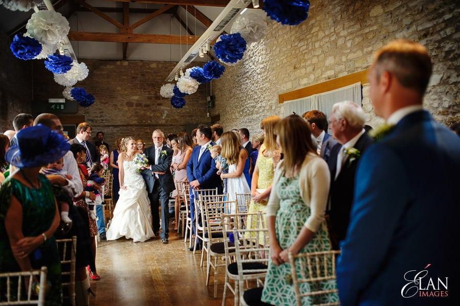 Woodland wedding at the Folly Farm Centre near Bristol 38