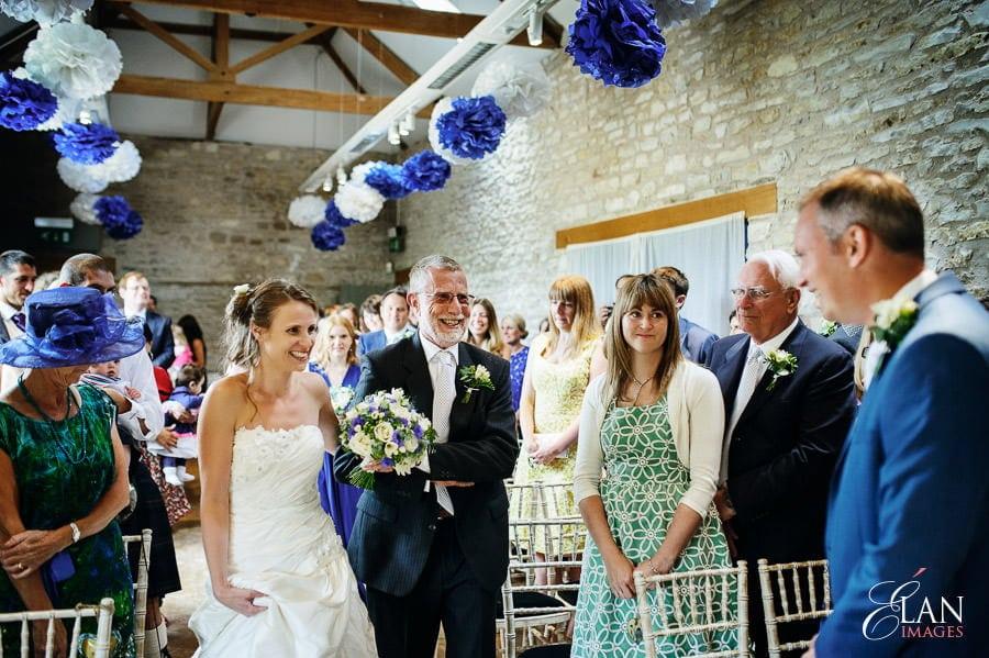 Woodland wedding at the Folly Farm Centre near Bristol 39