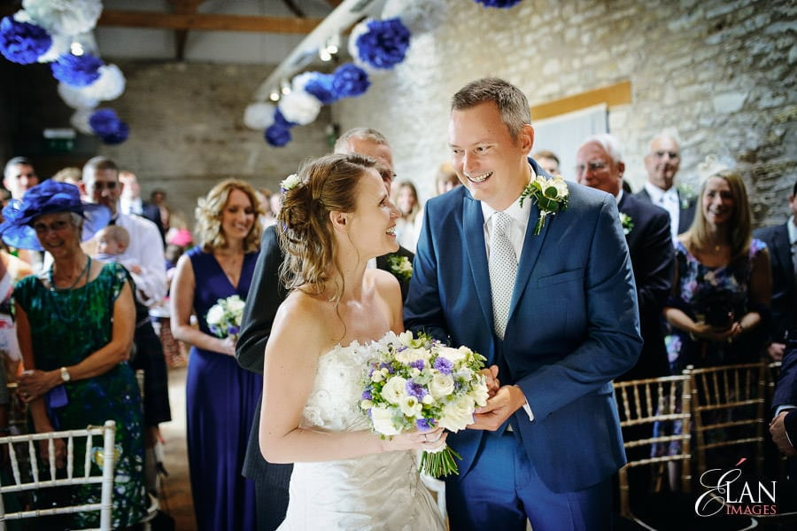 Woodland wedding at the Folly Farm Centre near Bristol 40