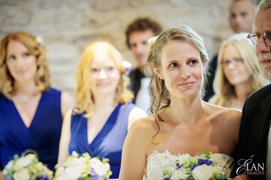 Woodland wedding at the Folly Farm Centre near Bristol 44
