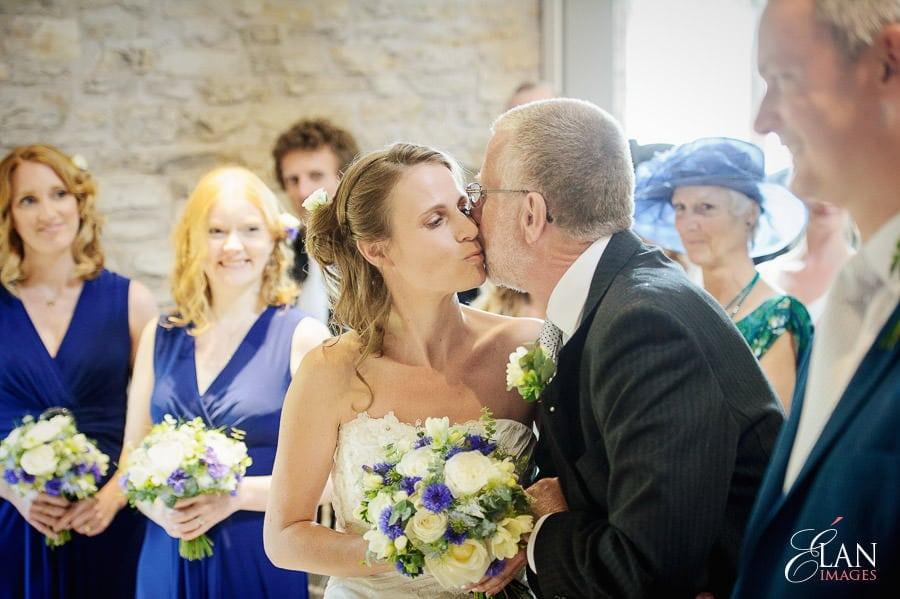 Woodland wedding at the Folly Farm Centre near Bristol 45