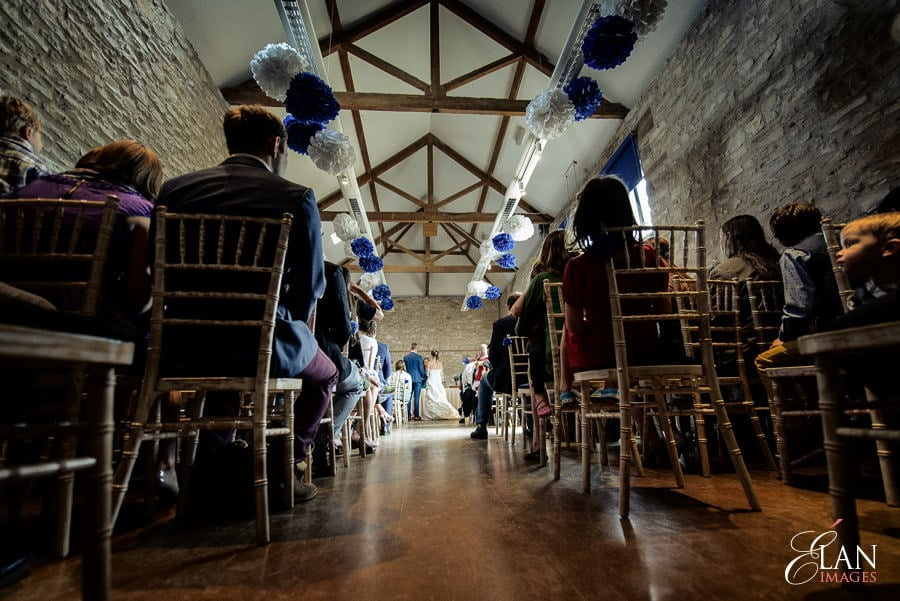 Woodland wedding at the Folly Farm Centre near Bristol 47