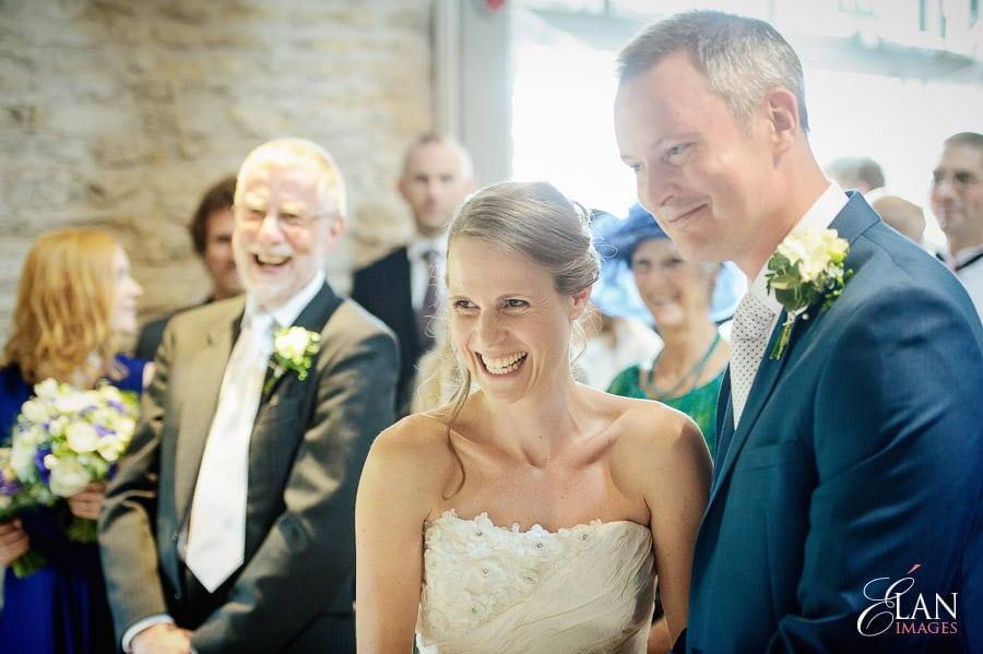 Woodland wedding at the Folly Farm Centre near Bristol 56