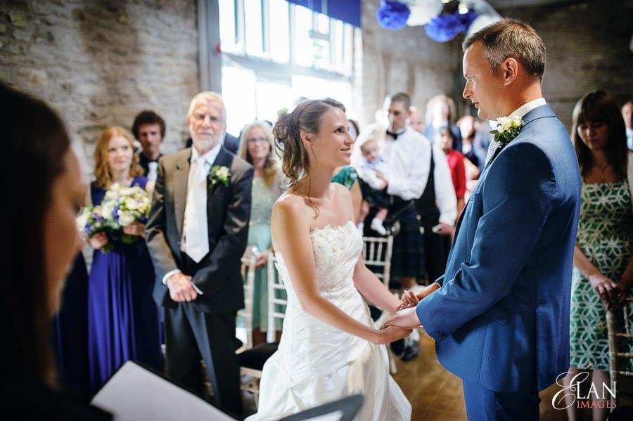 Woodland wedding at the Folly Farm Centre near Bristol 57