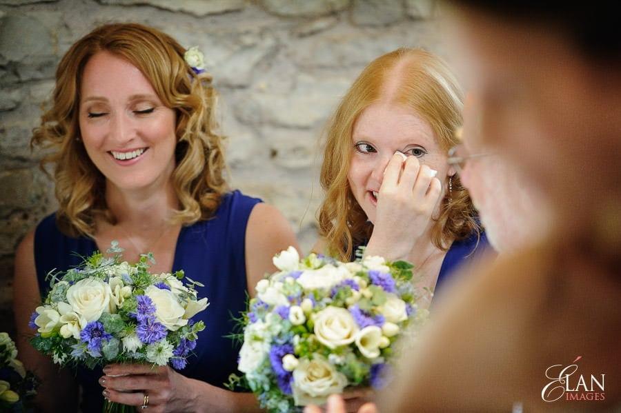 Woodland wedding at the Folly Farm Centre near Bristol 74