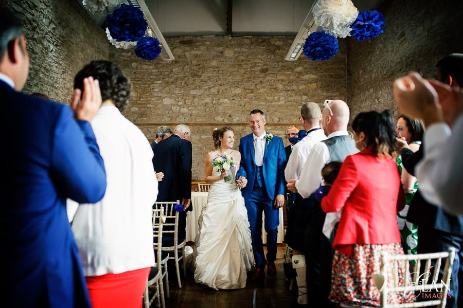 Woodland wedding at the Folly Farm Centre near Bristol 86