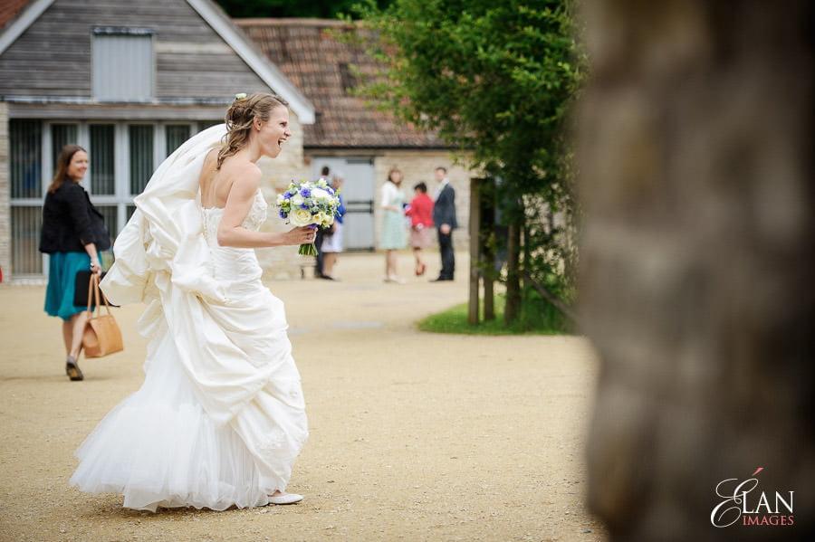 Woodland wedding at the Folly Farm Centre near Bristol 93