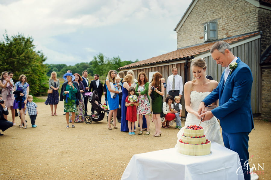 Woodland wedding at the Folly Farm Centre near Bristol 101