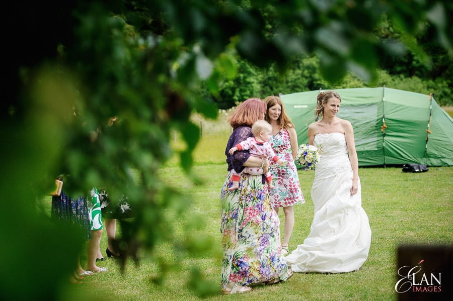 Woodland wedding at the Folly Farm Centre near Bristol 136
